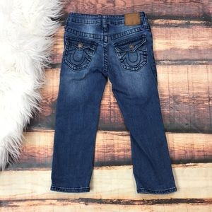 Kids True Religion Geno Slim Jeans
